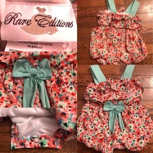 CUTEST BABY GIRL ROMPER YOU WILL EVER SEE